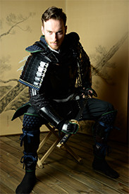Samurai Armor Studio-Shooting Course - Sample01