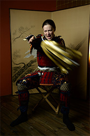 Samurai Armor Studio-Shooting Course - Sample02