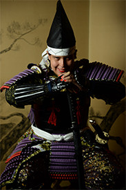 Samurai Armor Studio-Shooting Course - Sample03