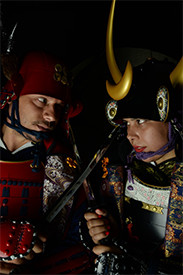 Samurai Armor Studio-Shooting Course - Sample09